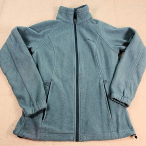 Columbia Fleece Jacket Women's Small